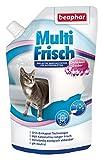Multi Frisch Orchideen Zauber | Katzenklo Deo | Frischer Duft für die Katzentoilette | Macht Katzenstreu länger haltbar | pH neutral | 400 g