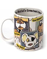 Danger Mouse Mug Character Collage