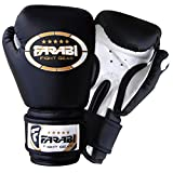 Junior kids 6-oz Boxing Gloves Sparring , training bag mitt gloves - Farabi Sports - amazon.co.uk