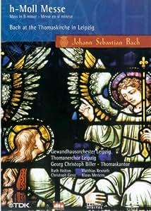 Js Bach: Mass In B Minor, Bwv 232 [DVD]