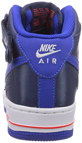 Nike - Af1 Mid '06, - Unisex – Bambini Blu