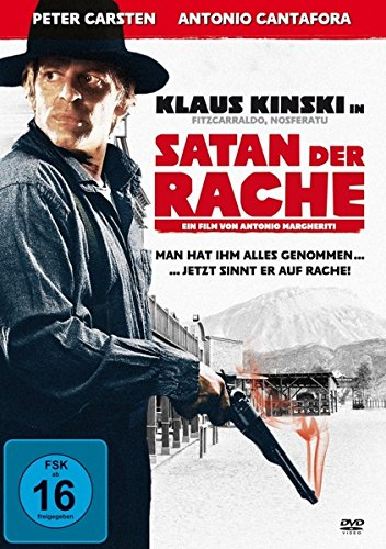 Satan Der Rache - Klaus Kinski