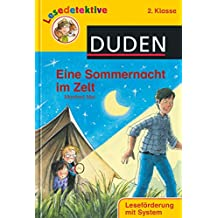 Eine Sommernacht im Zelt (2. Klasse)