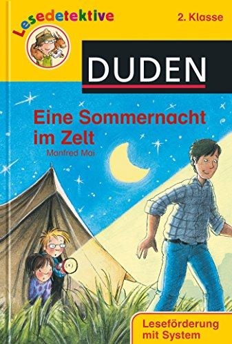 Preisvergleich Produktbild Eine Sommernacht im Zelt (2. Klasse)
