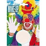 Wasserfestes Make Up weiß Schminke Makeup Clownsschminke Clownschminke Theaterschminke Karneval Fasching weiss