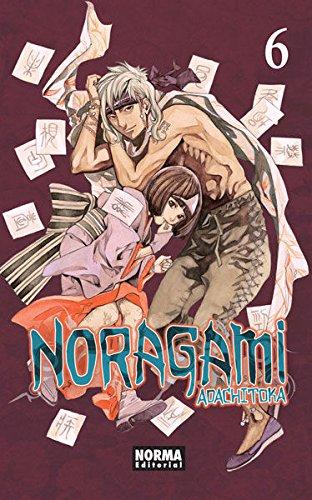 Noragami 6 por Adachitoka