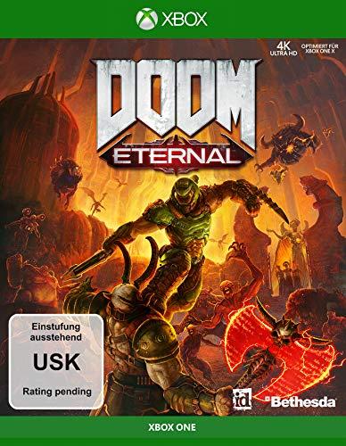 Doom Erledige mit deinen mächtigen Waffen neue und bekannte Dämonen