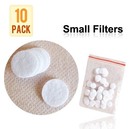10 Beutel mit kleinen Filter für Diamond Tip Microdermabrasion Maschine - Microdermabrasion Maschine