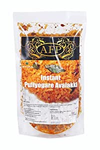 AFP Instant Puliyogare Avalakki (Poha) - 200g +200g