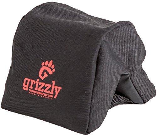 Grizzly Kamera Sitzsack (medium-Black) Sitzsack Sitzsack, Fotografie, Video, Kamera unterstützt, Kamera Sandsack, Sitzsack, Spektiv Unterstützung - Tür Bag Bean