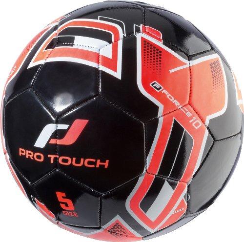 ProTouch Freizeit-Fußball Force 10 (Größe/Farbe : 5 - gelb/grün/blau)