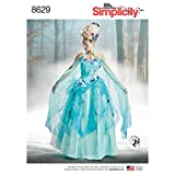 Best Simplicity Costumes - Simplicity Creative Patterns US8629H5 Costumes, H5 (6-8-10-12-14) Review
