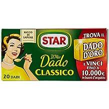 Star Dadi Brodo, Ricchi di Sapore, Verdure e Olio Extravergine d'Oliva - 200 gr