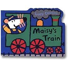 Maisy's Train (Maisy Shaped Board Books)