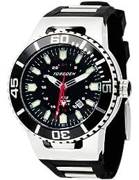 Torgoen T23301 - Reloj analógico de caballero de cuarzo - sumergible a 200 metros