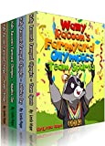 Best Books For Kids Age 3s - Books for Childrens: Wally Raccoon's 4-Book Collection Review