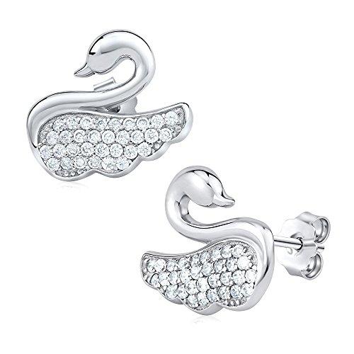 argento-orecchini-cigno-con-zirconi-in-argento-sterling-925