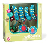Enlarge toy image: Manhattan Toy Whoozit Activity Spiral Stroller and Travel Activity Toy - infant and baby development