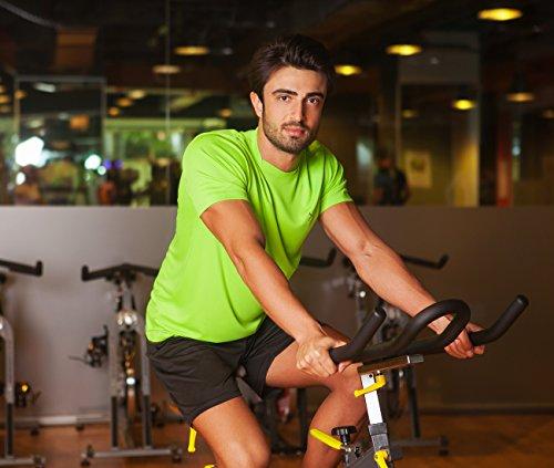 CFLEX Men Sportswear Collection - Herren Funktion Sport Kleidung - Fitness Quickdry Shorts & Hosen- Größen S-XXL - Qualität von celodoro Navy