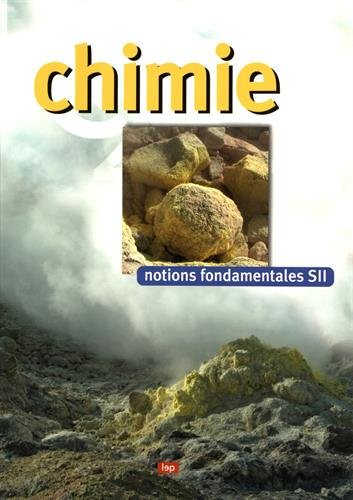 Chimie : Notions fondamentales SII
