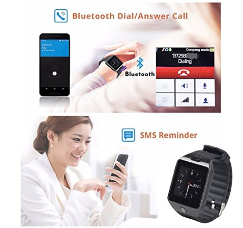 Smartwatch bluetooth deyoun bluetooth intelligente dell for Orologio della samsung