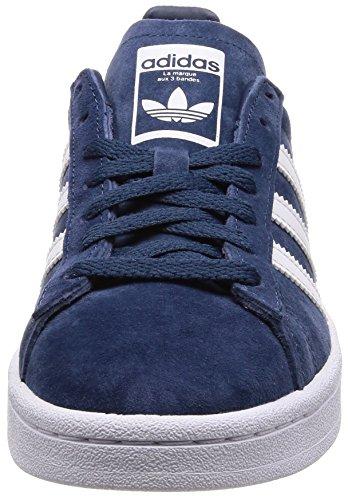Femme Bianco Adidas Bianco Calzature minerale Bleu Bassi Blu Campus Sneakers Calzature CCZcyq4tB