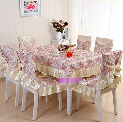 Imposti la tabella copertura della sedia panno, vestito tovaglia, continentale,110*160CM - Hello Kitty Birthday Giochi