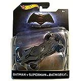 Hot Wheels Batmobile Batman Superman Die-Cast Car