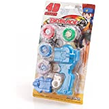 Sonu gift palace Beyblade Different Material (multi color)