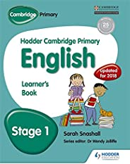 Hodder Cambridge Primary English: Learner's Book Sta