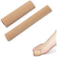 Meetory 2 Pack Fabric Gel Toe Finger Tubes Protector Cover - Protector Blister, Corns, Callus und andere Beschwerden... preisvergleich bei billige-tabletten.eu