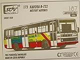 SDV Bus Karosa B -732 Stadtbus Deltax Fahrzeuge Ostblock Modellbau