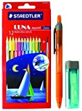 #1: Staedtler Luna 12 Watercolour Pencils Promo Pack