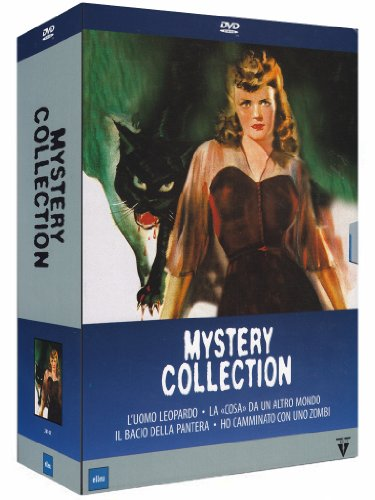 Mystery collection [4 DVDs] [IT Import]