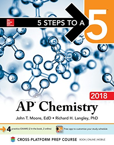5 Steps To A 5 Ap Chemistry 2018 Full Books All Format Support By Richard Langley Yu78yuhj8976tyg