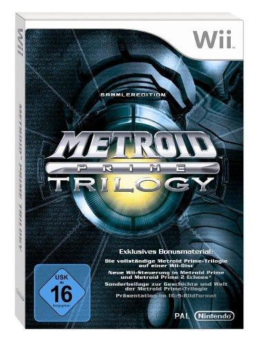 Metroid Prime Trilogy (Metroid Wii)