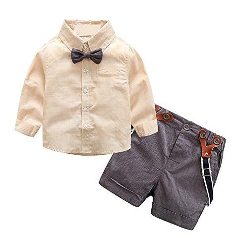 La Cabina Bébé Garçon Boy Ensemble de Costume en 2