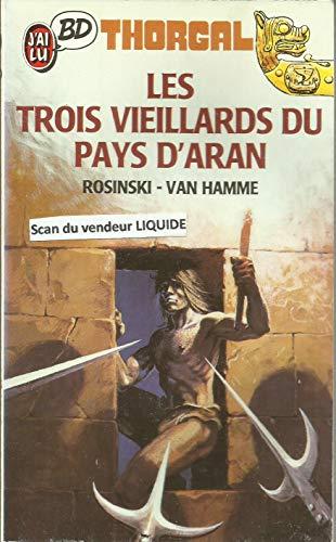 Thorgal, Tome 3 : Les Trois Vieillards du pays d'Aran