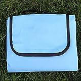 QWEASDZX Einfarbig PicknickmattewasserdichtRasenmatteGröße Feuchtigkeit Pad13 150X100CM
