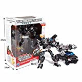 #7: RIANZ All New Imported Transformers robot toy for Kids (Ironhide)