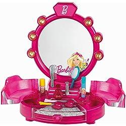 Barbie - Salón de belleza con accesorios, versión de mesa (Theo Klein 5322)