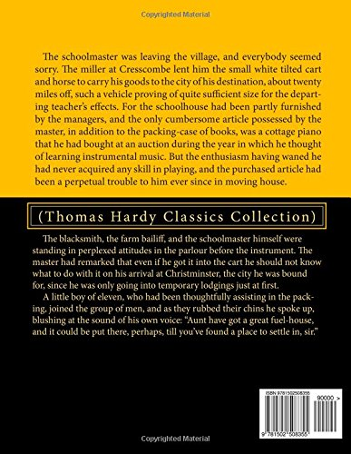Jude the Obscure: (Thomas Hardy Classics Collection)