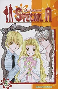 Special A Edition simple Tome 3