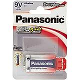 Panasonic Everyday Power 6LR61EPS/1BP Pile Alcaline