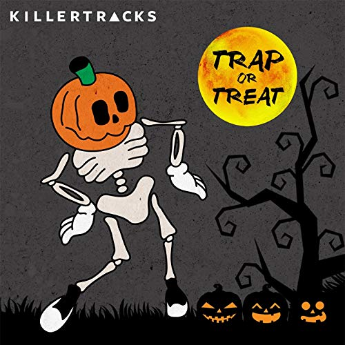 Trap or Treat: Haunted Halloween Hip-Hop & Dubstep