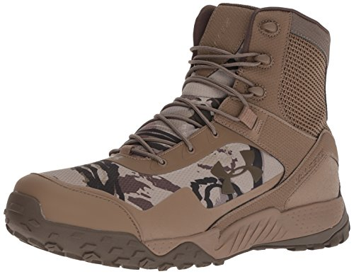 Under Armour UA Valsetz RTS 1.5, Botas Militares para Hombre, Marrón (Ridge Reaper Camo Barren/Uniform 900), 41 EU