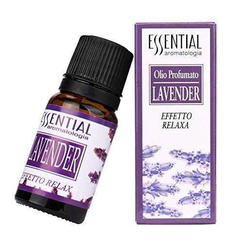Ätherische Öle, 10ml Pure & Natural Ätherische Öle Aromatherapie Duft Hautpflege(Zitrone, Erdbeere, Lavendel, Sandelholz, Grüner Tee,Violett)