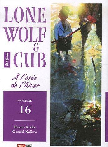 Lone wolf & cub Vol.16 par KOIKE Kazuo