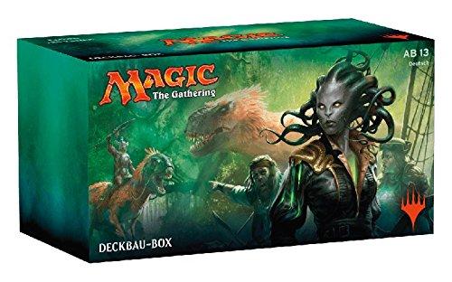 Magic the Gathering MTG-XLN-DBT-DE Ixalan Deckbau-Box - Deutsch