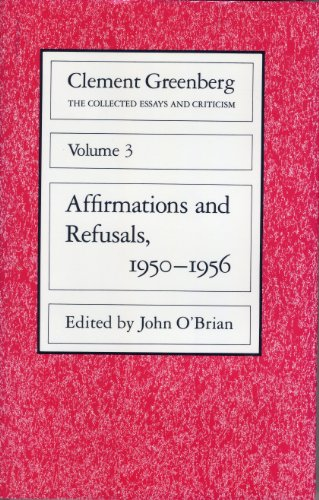 clement greenberg collected essays criticism The collected essays and criticism [clement greenberg john o'brian] home worldcat home about worldcat help search search for library items search for lists search for  clement greenberg  edited by john o'brian reviews user-contributed reviews tags add tags for the collected essays and.